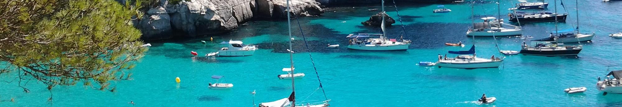Reserva Ferry a Menorca