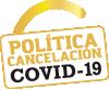 Cancelación Covid-19