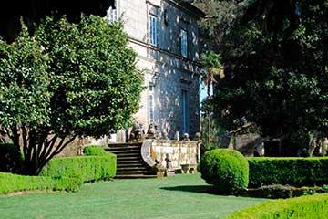 Pazo de Rubianes Pontevedra